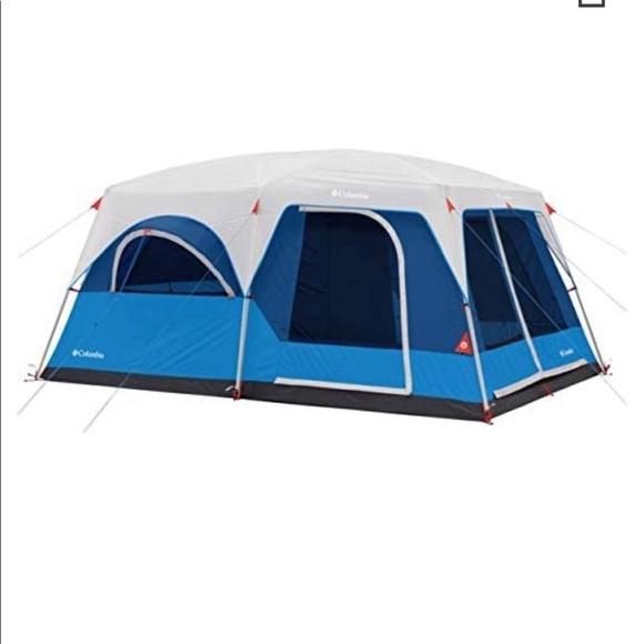 Columbia Mammoth Creek  10 Person Cabin Tents